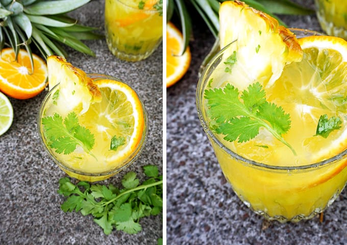 lenaskitchen_Cilantro Pineapple Margarita_final