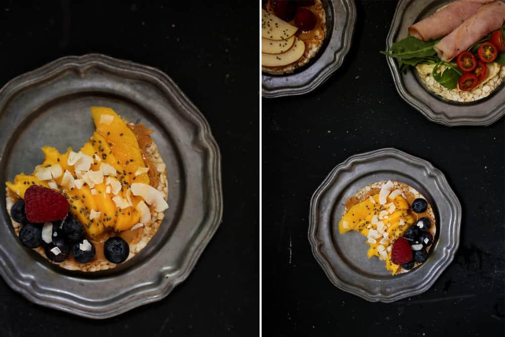 sweet & savory rice cakes