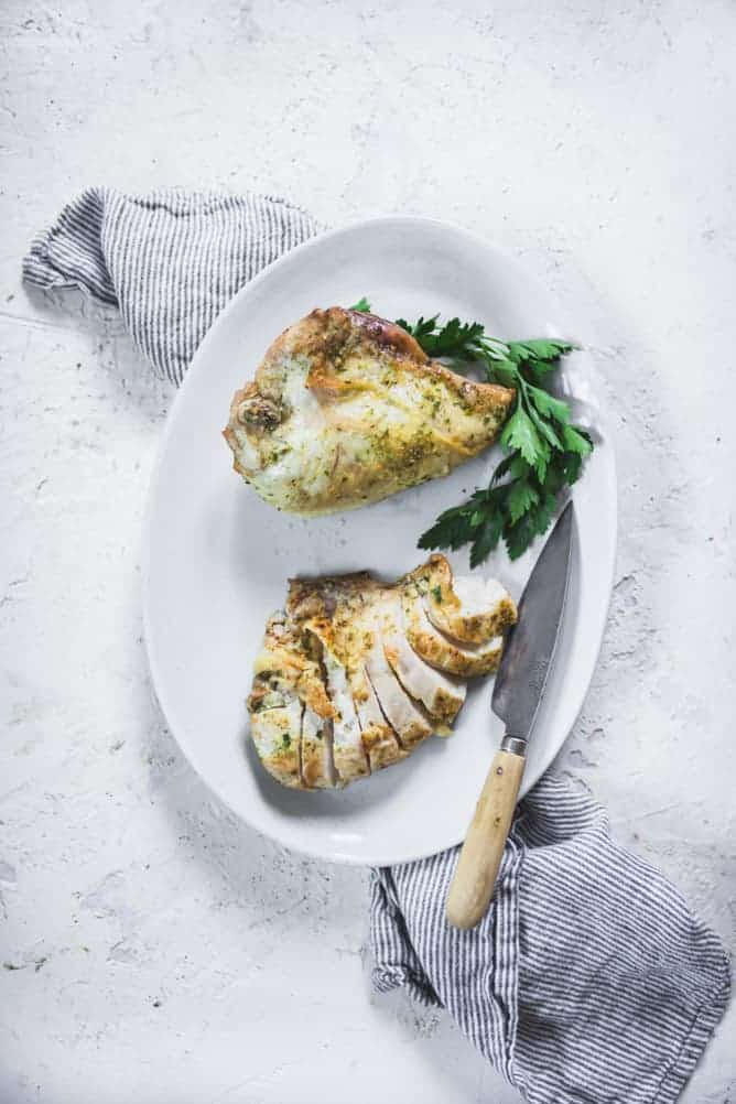 The perfect EVERYDAY BAKED CHICKEN BREAST
