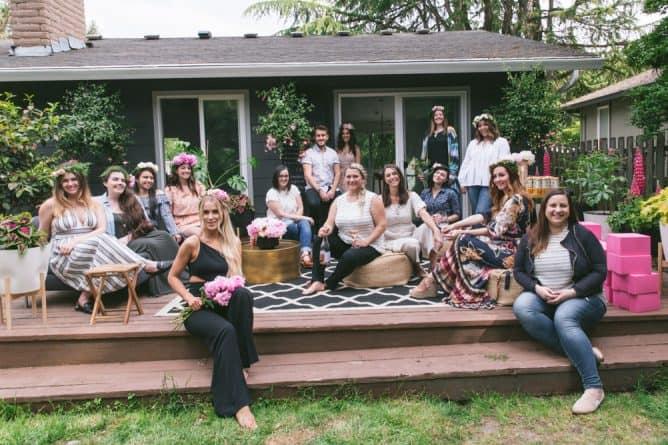 Lenas Kitchen Garden Party